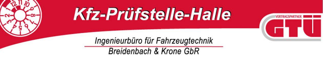 GTÜ-Prüfstelle-Halle